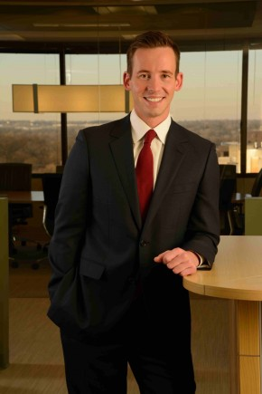 Professional business portraits in Saint Louis Missouri